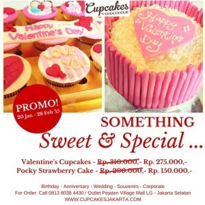 valentine cupcakes jakarta