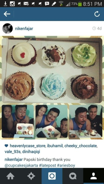 bday reguler cupcake testimonial