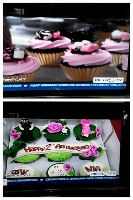 cupcakes chocoholic @metrotv