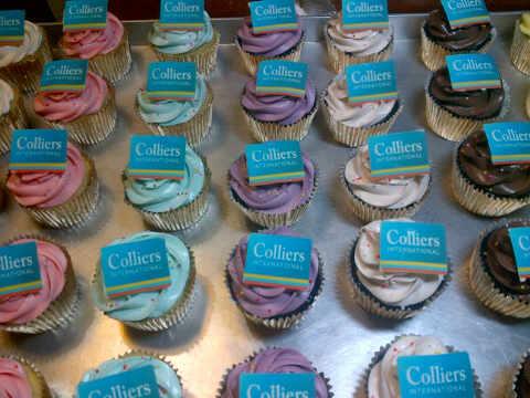 Pesanan Colliers International
