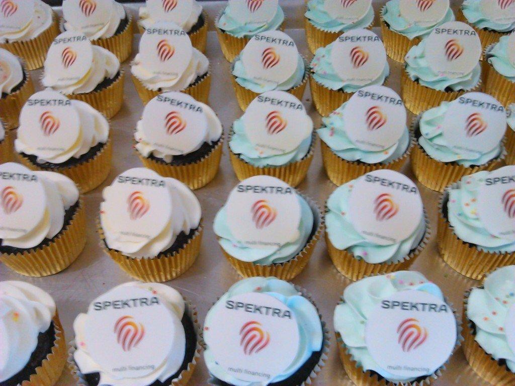 Cupcakes for Spektra - Agustus 2014