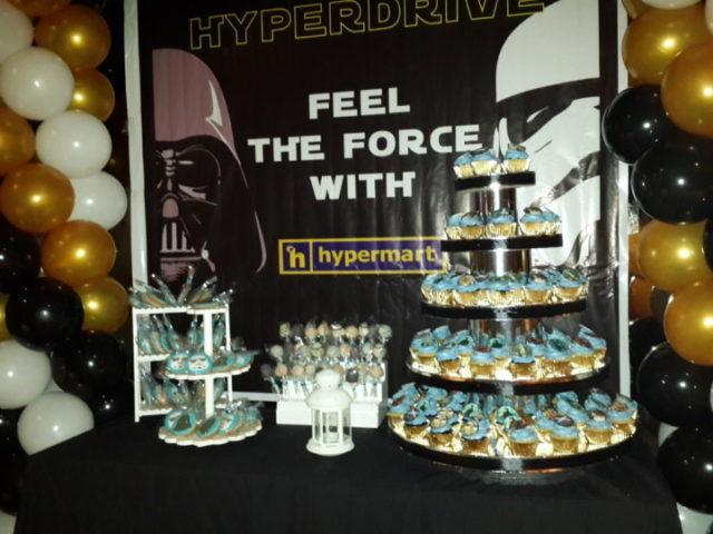 Star Wars @Hypermart Event - 16 Agustus 2016