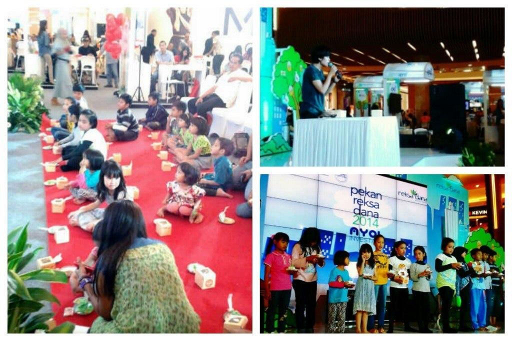 Cupcake Decorating - Reksadana Event Kota Kasablanca November 2014