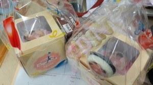goodie bag foto cupcake