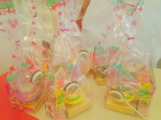 goodie_bag cupcake princess cars