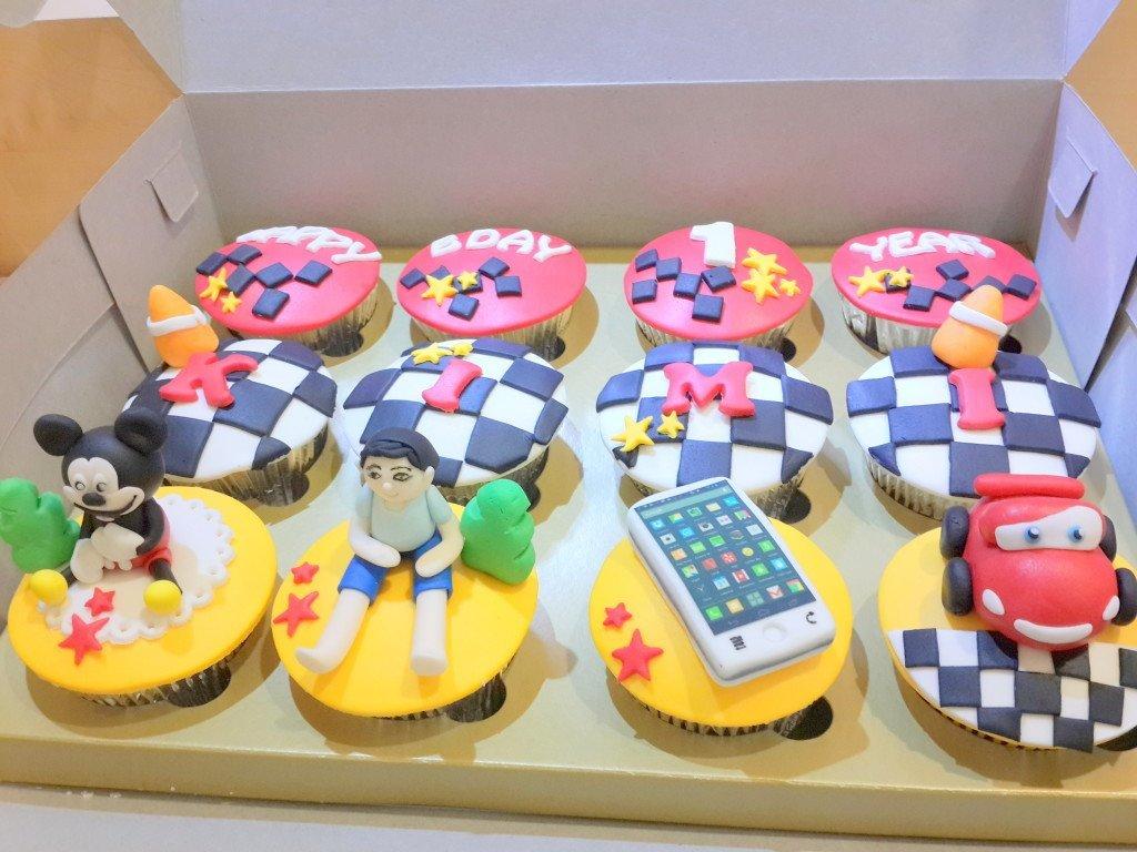 Birthday Cake Custom Jakarta