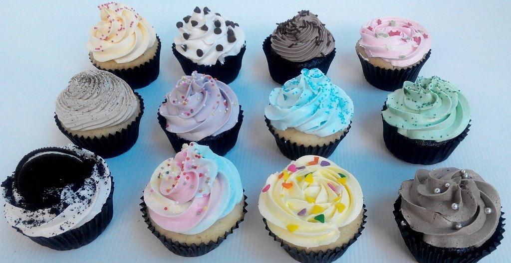 regular cupcake