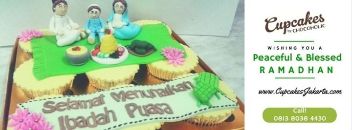 ramadhan cupcakes
