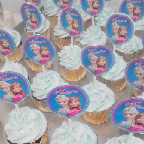buttercream cupcake edible frozen