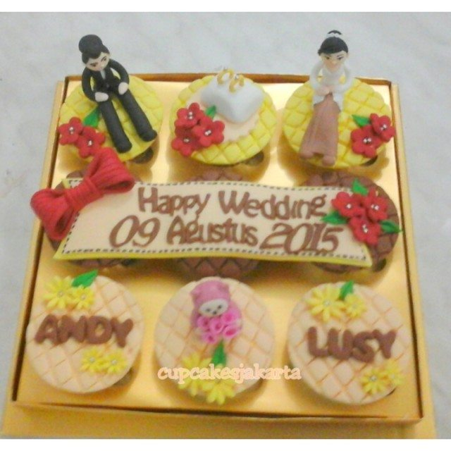 cupcake-hantaran-kuning-sept
