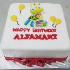 Alfamart Birthday Cake