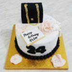 Chanel Bag Birthday Cake