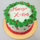 X-mas Mini Cake