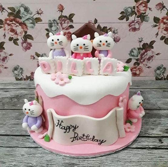 hello kitty - toko kue ulang tahun jakarta